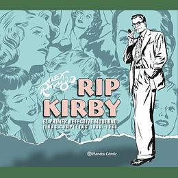 Rip Kirby, El Primer Detective Moderno. Tomo Integral