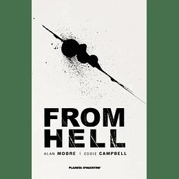 From Hell. Novela Grafica