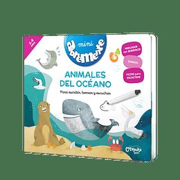 Abremente Animales Del Oceano Para Escribir, Borrar Y Escuchar