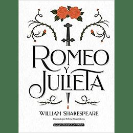 Romeo Y Julieta Td Ilustrado