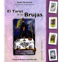 El Tarot De Las Brujas. Libro Y Cartas