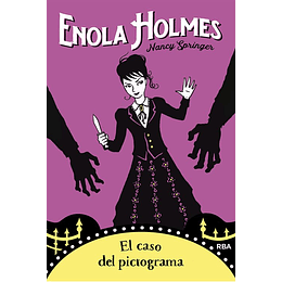 Enola Holmes 5. El Caso Del Pictograma