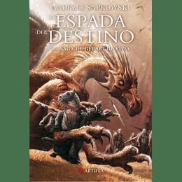 La Saga De Geralt De Rivia 2: La Espada Del Destino