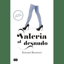 Valeria Al Desnudo (Valeria 4)