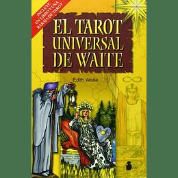 El Tarot Universal De Waite. Edicion Estuche (Libro + Cartas)