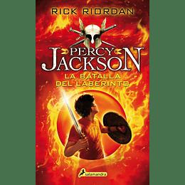 Percy Jackson 4. La Batalla Del Laberinto