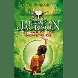 Percy Jackson 2. El Mar De Los Monstruos