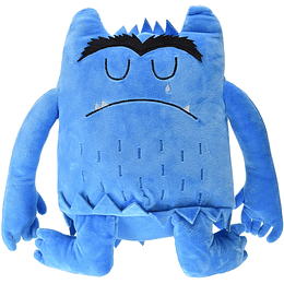 Peluche Azul Monstruo De Color
