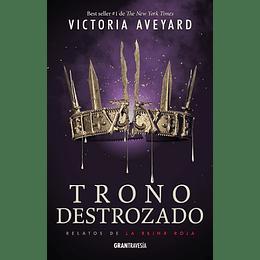 Trono Destrozado, Relatos Reina Roja