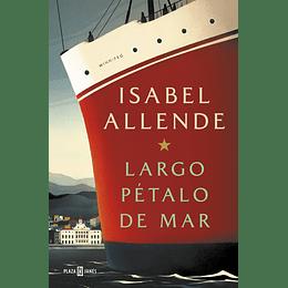 Largo Petalo De Mar. Edicion Tapa Dura