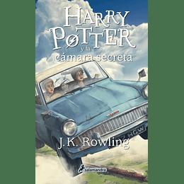 Harry Potter 2 (Np), Harry Potter Y La Camara Secreta