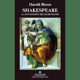 Shakespeare La Invencion De Lo Humano
