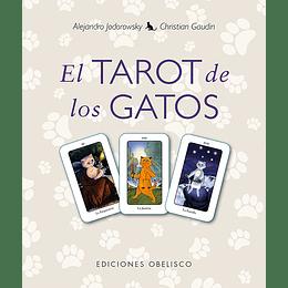 El Tarot De Los Gatos (Libro + Baraja De Cartas)