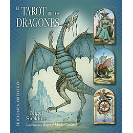 Tarot De Los Dragones (Libro + Baraja De Cartas)