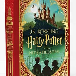 Harry Potter Y La Piedra Filosofal Pop Up