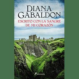 Outlander 8,  Escrito Con La Sangre De Mi Corazon