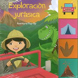 Exploracion Jurasica Pop Up