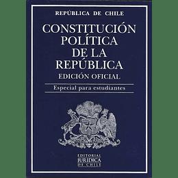 Constitucion Politica De La Republica. Edicion Oficial 2021. Especial Para Estudiantes