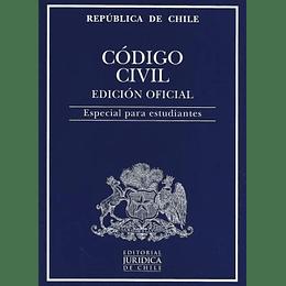 Codigo Civil. Edicion Oficial 2021. Especial Para Estudiantes