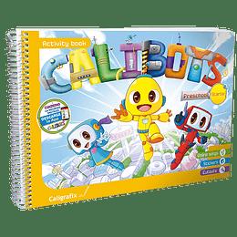 Calibots. Preschool Starter. Caligrafix Cbps