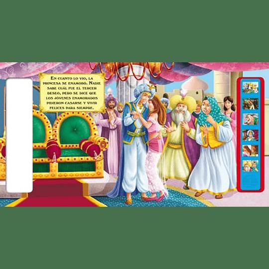 Audiocuentos. Aladino Y La Lampara Maravillosa