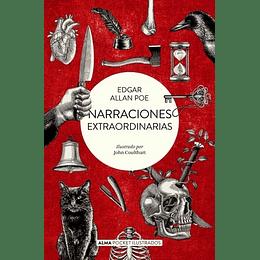 Narraciones Extraordinarias. Alma Pocket