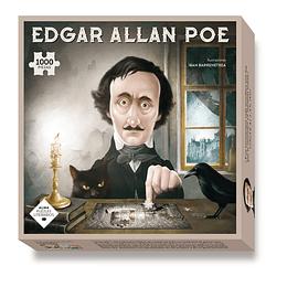Puzzle Edgar Allan Poe 1000 Piezas