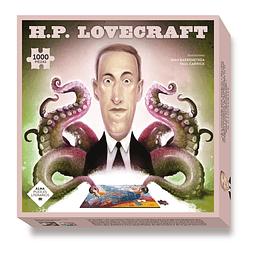 Puzzle H.P. Lovecraft 1000 Piezas