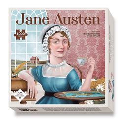 Puzzle Jane Austen 1000 Piezas