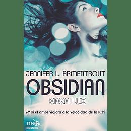 Obsidian. Saga Lux 1