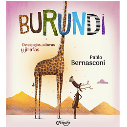 Burundi Espejos Alturas Y Jirafas
