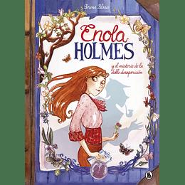 Enola Holmes Novela Grafica 1: Y El Misterio De La Doble Desaparicion