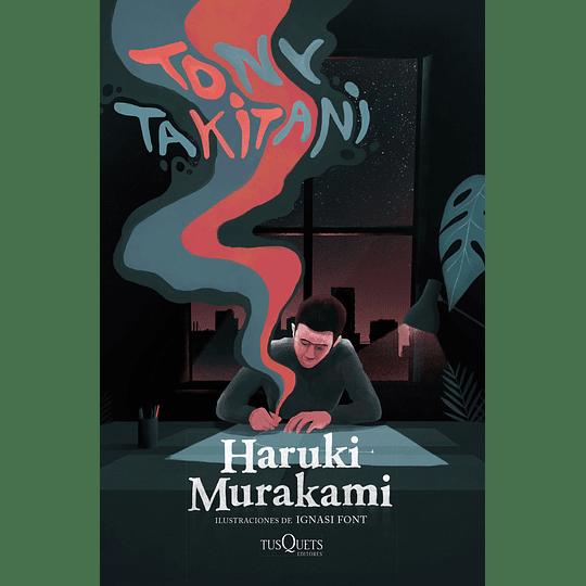 Tony Takitani. Edicion Ilustrada (Td)