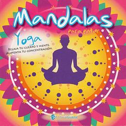 Mandalas Para Pintar Yoga