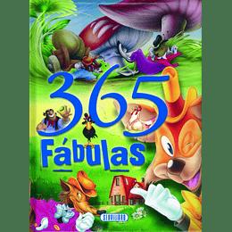 365 Fabulas (Mejores Cuentos E Historias)