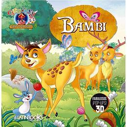Mini Carrusel. Bambi