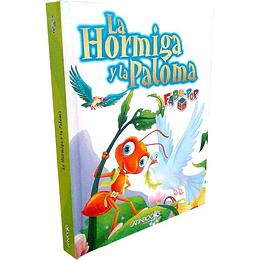 Fabu-Pop 3D La Hormiga Y La Paloma