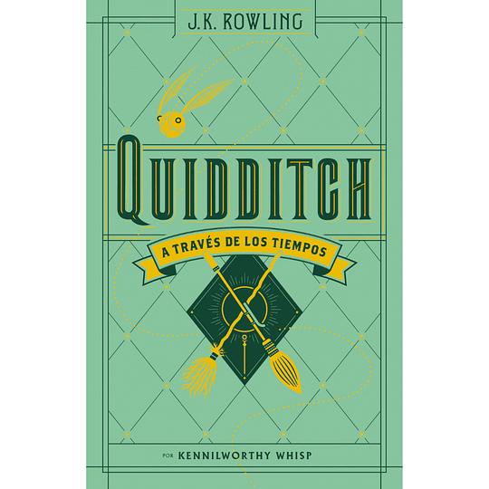 Quidditch A Traves De Los Tiempos Td