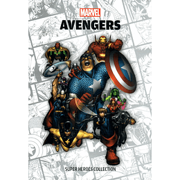 Avengers Super Heroes Collection