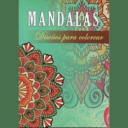 Mandalas Diseños Para Colorear