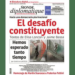 Le Monde Diplomatique N° 231 Agosto 2021