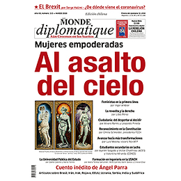 Le Monde Diplomatique N° 215 Marzo 2020