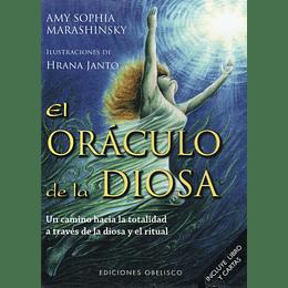 El Oraculo De La Diosa (Libro + Cartas)