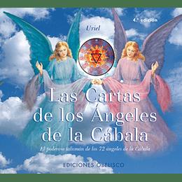 Las Cartas De Los Angeles De La Cabala (Libro + Cartas)