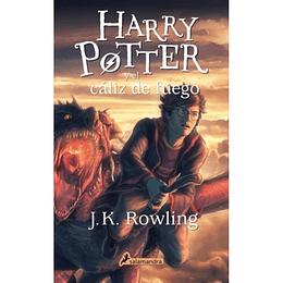 Harry Potter 4 (Np), Harry Potter Y El Caliz De Fuego
