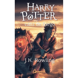 Harry Potter 4 (Np), Harry Potter Y El Caliz De Fuego