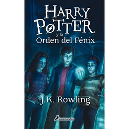 Harry Potter 5 (Np), Harry Potter Y La Orden Del Fenix