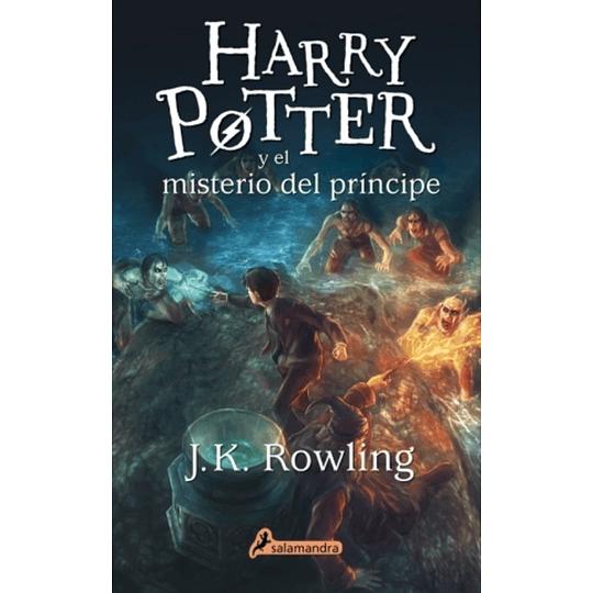 Harry Potter 6 (Np), Harry Potter Y El Misterio Del Principe