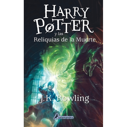 Harry Potter 7 (Np) Harry Potter Y Las Reliquias De La Muerte