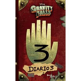 Gravity Falls Diario 3.